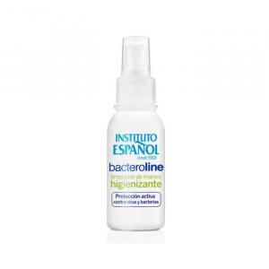 Instituto Español Bacteroline Hand Sanitizer Cleaner Spray 80ml