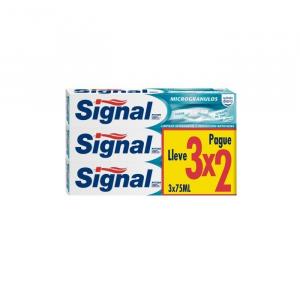 Signal Micro Granules Dentifricio 3x75ml