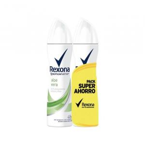 Rexona Deodorante Aloe Vera Spray 2x200ml