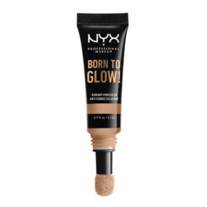 Nyx Born To Glow Radiant Concealer Medium Olive Nude Beige With Neutral Undertone