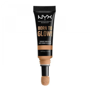 Nyx Born To Glow Radiant Concealer Neutral Buff Beige WIth Warm Undertone