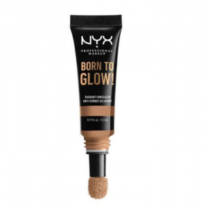 Nyx Born To Glow Radiant Concealer Neutral Tan Medium Light With Neutral Undertone