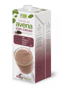 Alecosor Pack Bebida Avena Chocolate Bio 1litro