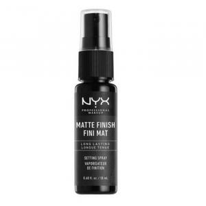 Nyx Matte Finish Setting Spray Mini 18ml