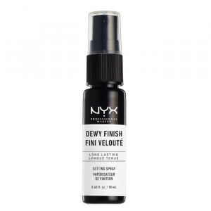 Nyx Dewy Finish Setting Spray Mini 18ml