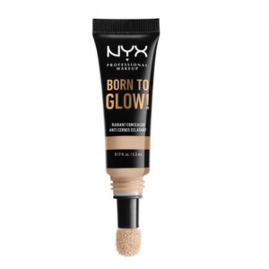 Nyx Born To Glow Radiant Concealer Alabaster With Neutral Undertone