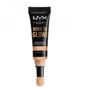 Nyx Born To Glow Radiant Concealer Vanilla With Neutral Undertone