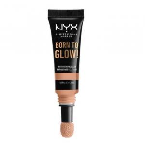 Nyx Born To Glow Radiant Concealer Soft Beige Medium Light Cool Undertone