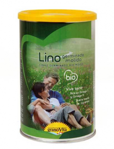 Granovita Lino Germinado Molido Bio 500g