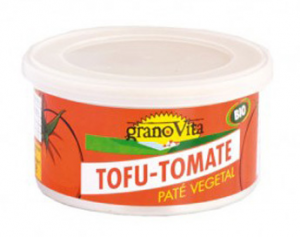Granovita Pate Tofu Tomate Lata Bio 125g