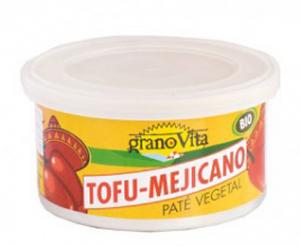 Granovita Pate Tofu Mejicano Bio Lata 125g