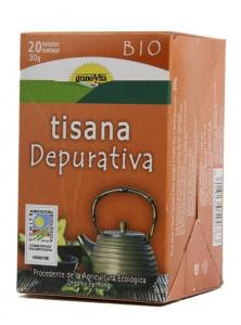 Granovita Infusion Depurativa Bio 20b