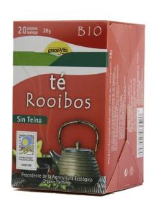 Granovita Infusion Te Rooibos Bio 20b