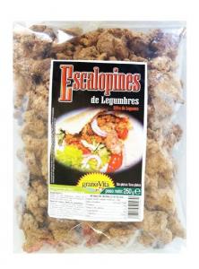 Granovita Escalopines De Legumbres 250g
