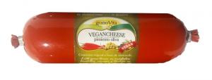 Granovita Vegancheese Pimiento-Oliva 200g