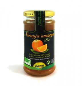 Granovita Mermelada Naranja Amarga Bio 240g