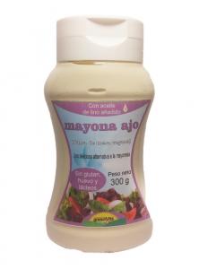 Granovita Mayona Al Ajo Sin Huevo 300g
