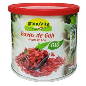 Granovita Bayas De Goji Bio 200g