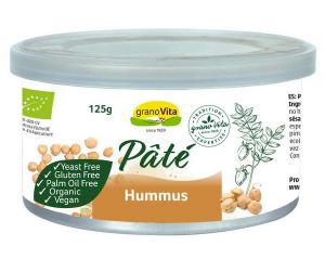 Granovita Pate Hummus Bio 125g