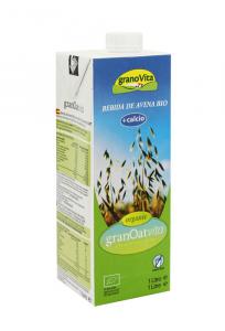 Granovita Bebida Leche Bio Avena Ca1l