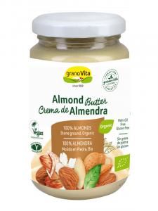 Granovita Crema Almendras Bio 350g