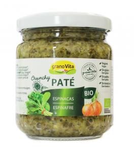 Granovita Pate Crunchy Espinacas Bio 175g