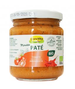 Granovita Pate Mousse Tomate Arrabiata Bio 175g