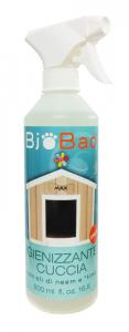 Bjobao Spray Bio Desinfectante Caseta Perro 500ml