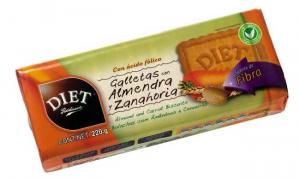 Diet Radisson Galletas Almendra Zanahoria 220g