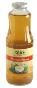 Diet Radisson Mosto De Manzana 1l