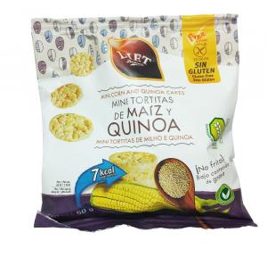 Diet Radisson Mini Tortitas De Maiz y Quinoa Sin Gluten 50g