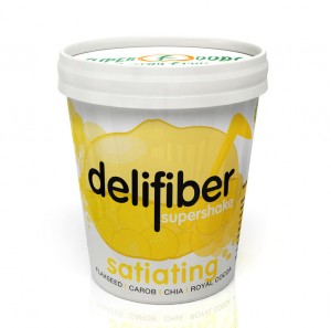 Energyfruits Delifiber Eco Tarrina 250g