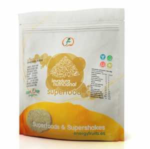 Energyfruits Levadura Nutricional Con B12 250g