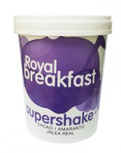 Energyfruits Royal Breakfast Eco Tarrina 250g