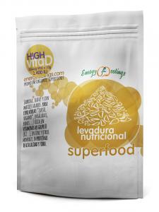 Energyfruits Levadura Nutricional High Vitad Copos: Doypack