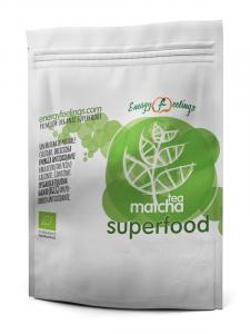 Energyfruits Matcha Te Eco 100g Doypack