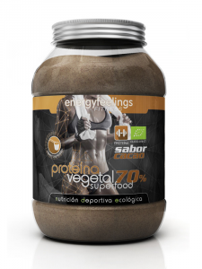 Energyfeelings Proteina Vegetal Organica 70 Cacao Nde 1500g
