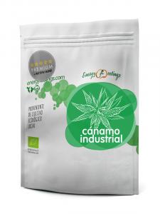 Energyfeelings Cañamo Industrial Premium Activado Bio 50g Doypack