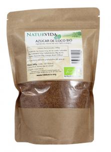Naturvida Azucar Coco Bio 500g