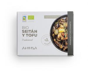 Ahimsa Seitan Tofu Tradicional Bio Ld 280g
