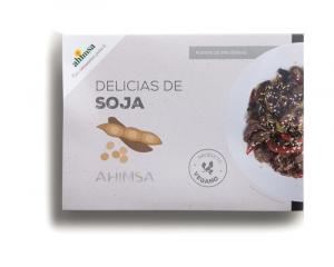 Ahimsa Delicias De Soja Bio Ld 250g