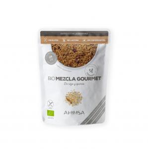Ahimsa Mezcla Gourmet De Soja y Quinoa Bio Ld 250g