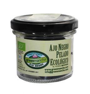 Green Mancha Ajo Negro Pelado Ecologico 50g