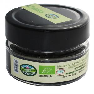 Green Mancha Mousse De Ajo Negro Ecologica 75g