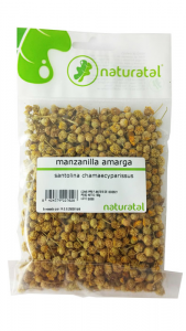 Naturatal Manzanilla Amarga 50g