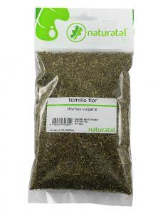 Naturatal Tomillo Flor 80g