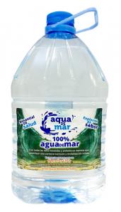 Aqua De Mar Agua De Mar Pet 5 L