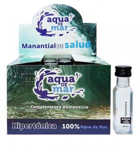 Aqua De Mar Agua De Mar 30 X 20ml