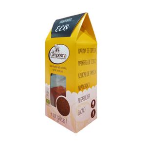 La Campesina Galletas Eco De Espelta Con Arandano Algarroba y Cacao 115g Antioxidante