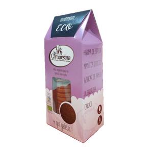 La Campesina Galletas Eco De Espelta Algarroba y Cacao 115g Niños